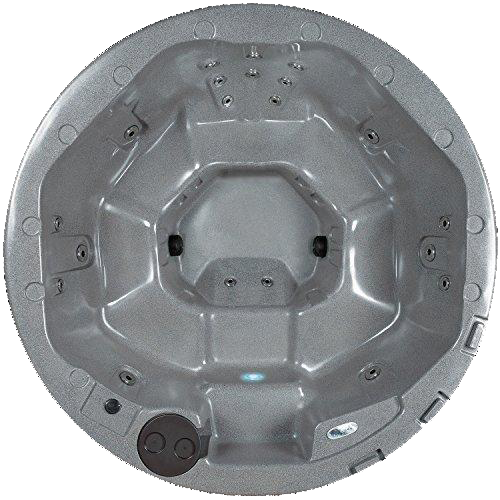 Essential Hot Tubs Arbor Top View