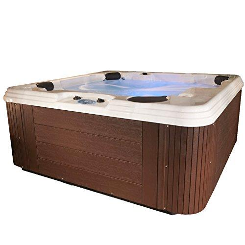 Polara Hot Tub Espresso