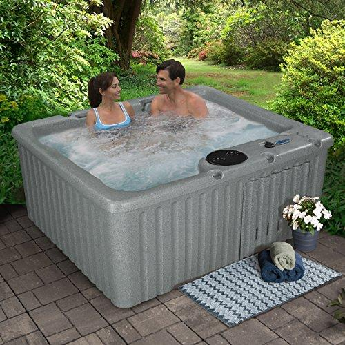 Newport Hot Tub with Two People